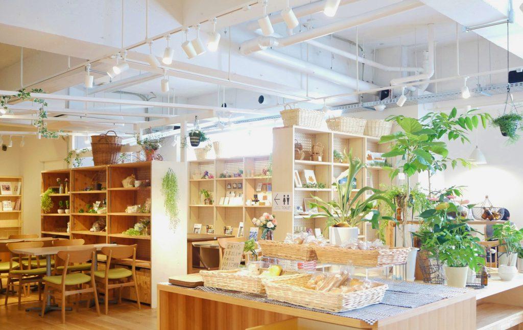 カフェ、徳山駅、周南市、パン、スープ、ランチ、ゆったり