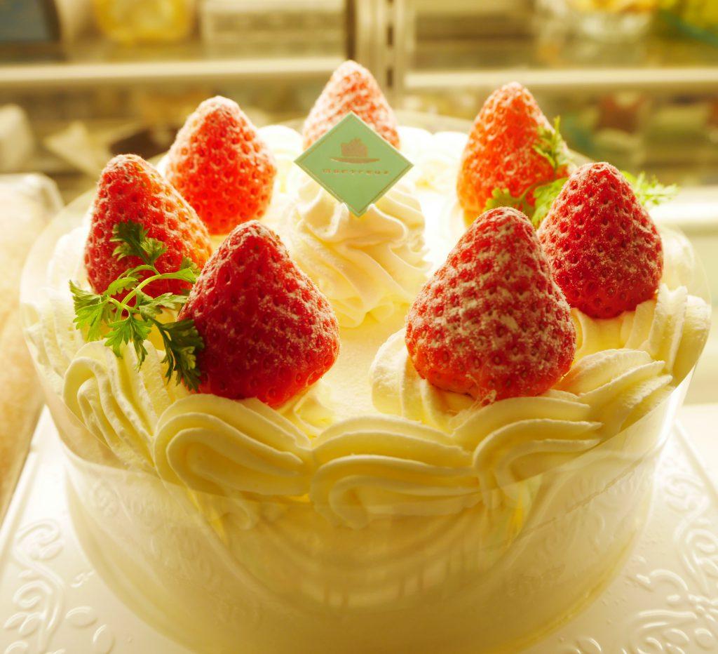 ケーキ,ショートケーキ,焼き菓子,手土産,徳山駅