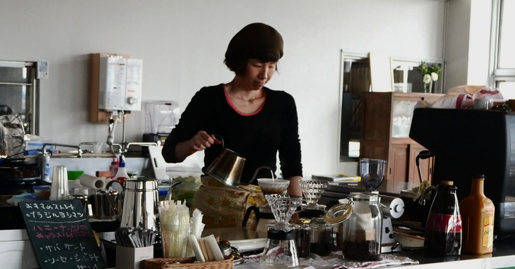 カフェ,コーヒー,サンドイッチ,モーニング,徳山