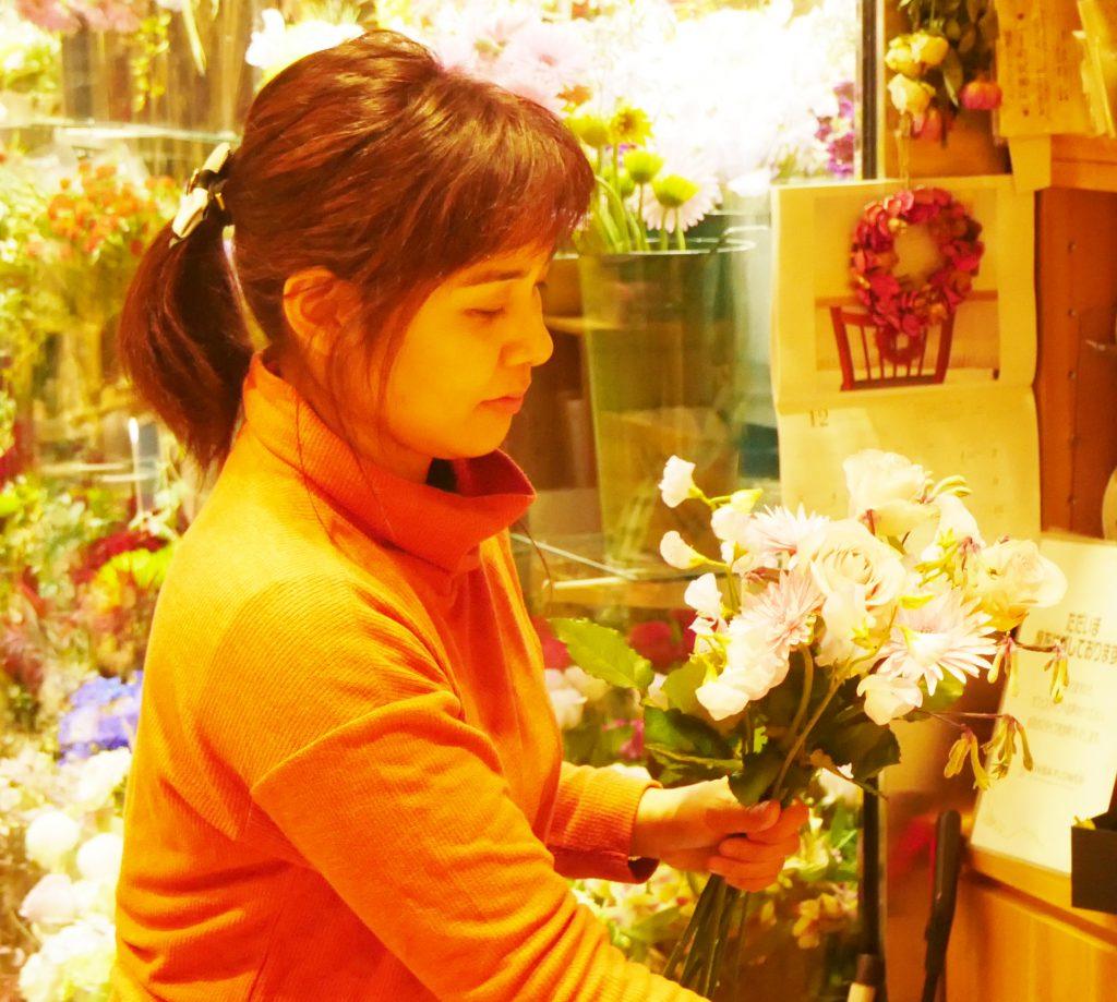 花屋,フラワーショップ,市庭フラワー,b&d