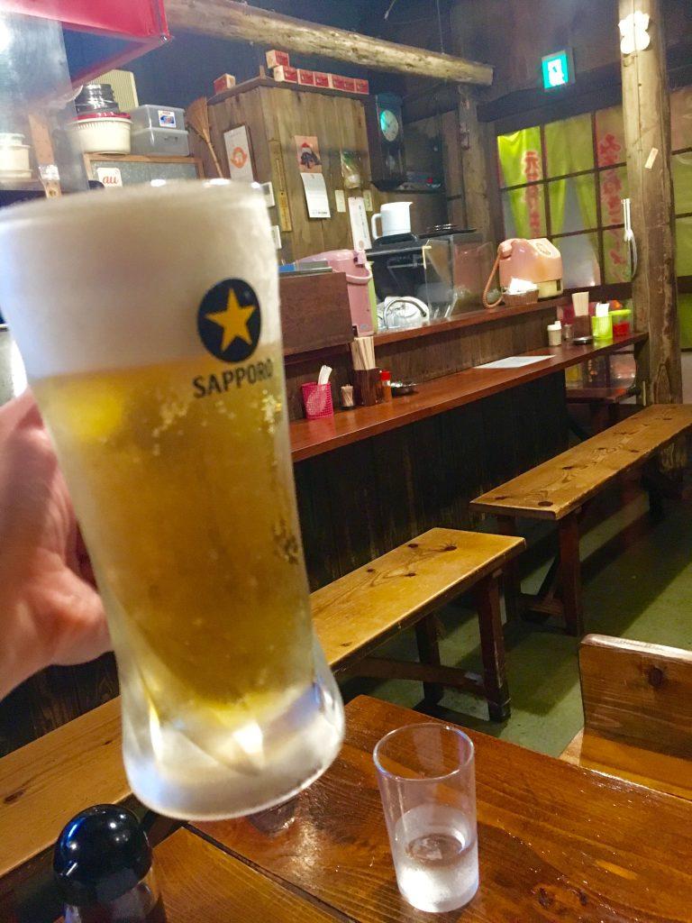 生ビール,徳山