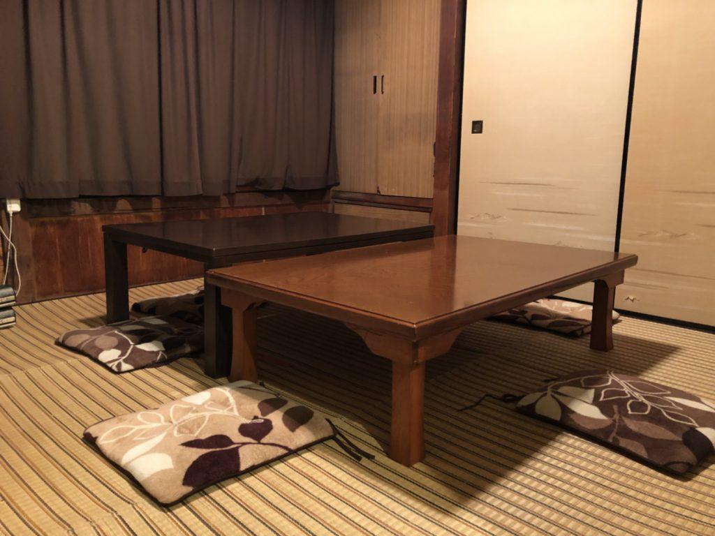 個室,徳山