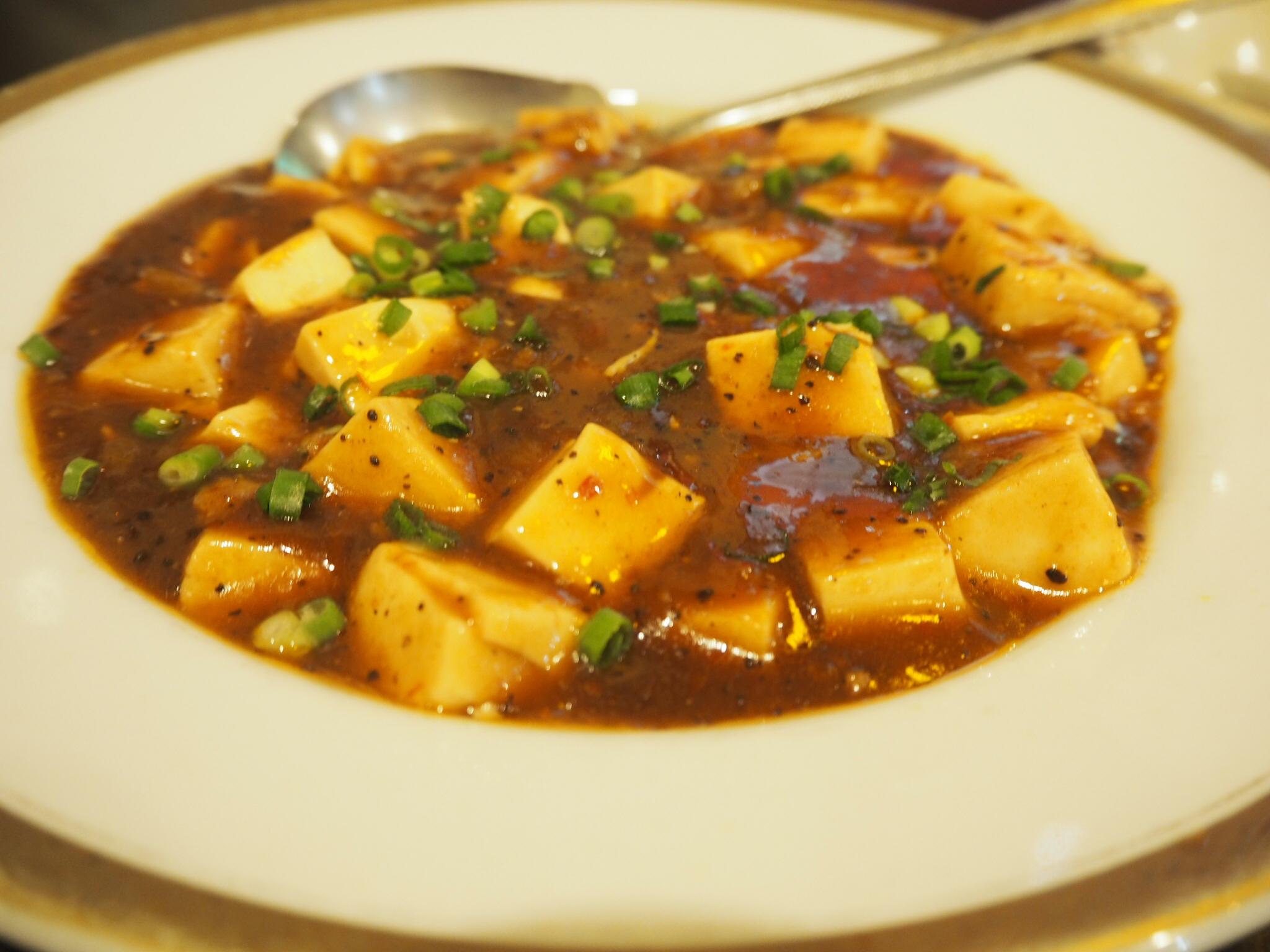麻婆豆腐,徳山