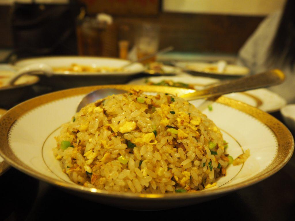 炒飯,徳山