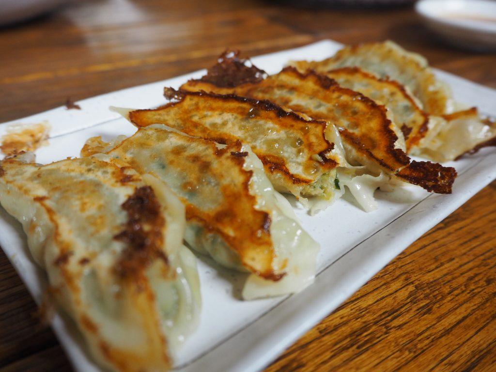 餃子,徳山