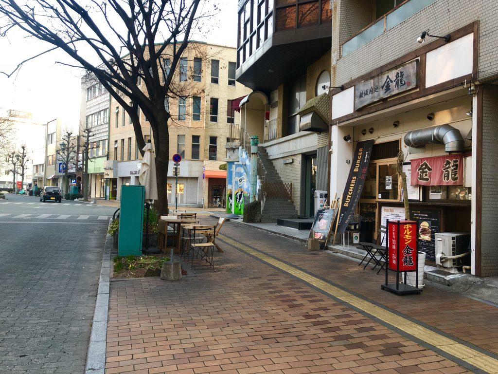PH通り,徳山