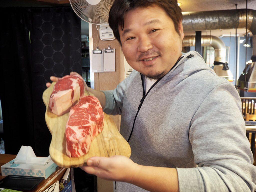 焼肉屋,徳山