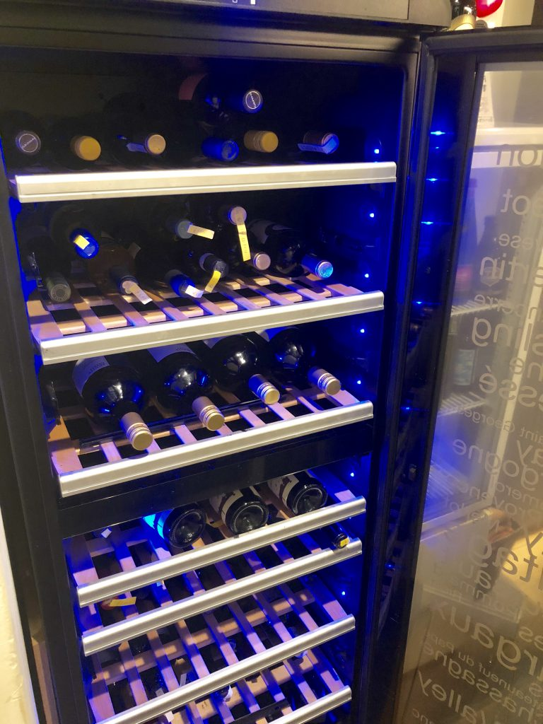 ワインセラー,イタリアワイン