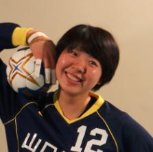 大森 香澄選手