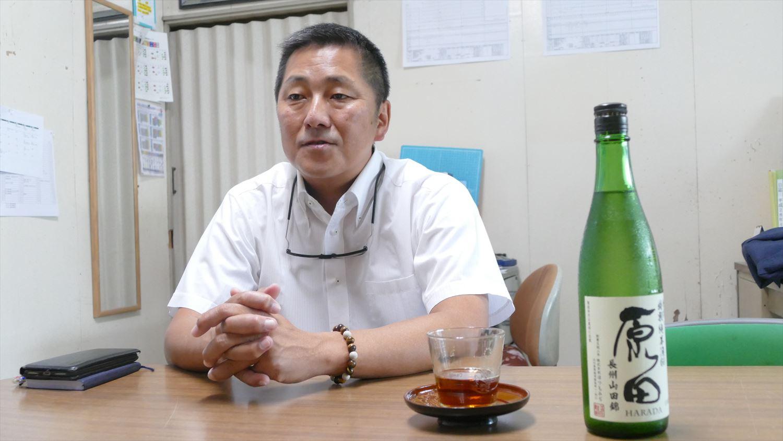 株式会社はつもみぢ原田社長