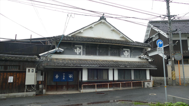 株式会社中島屋酒造場外観