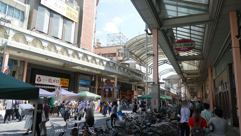 徳山駅前商店街@萌えサミ