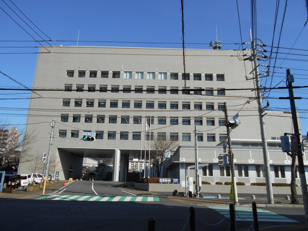 市役所総合庁舎