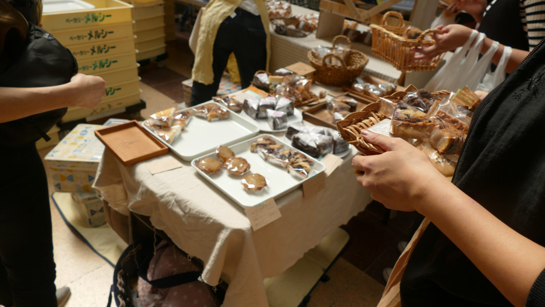きいろさんのパン棚