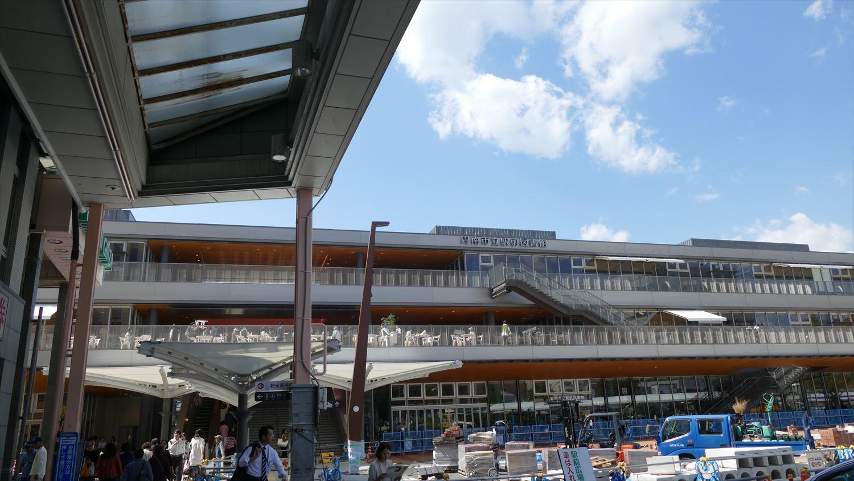 徳山駅前図書館