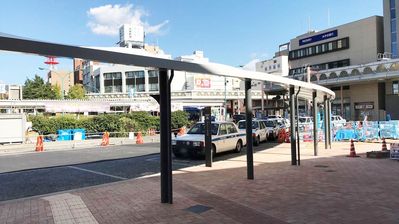 徳山駅みゆき口タクシー乗り場
