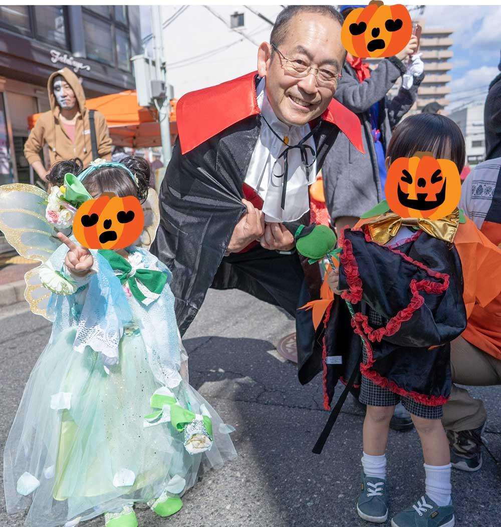 木村市長と仮想