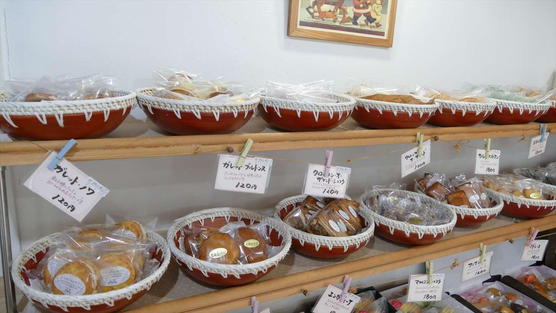 SADAOの焼き菓子