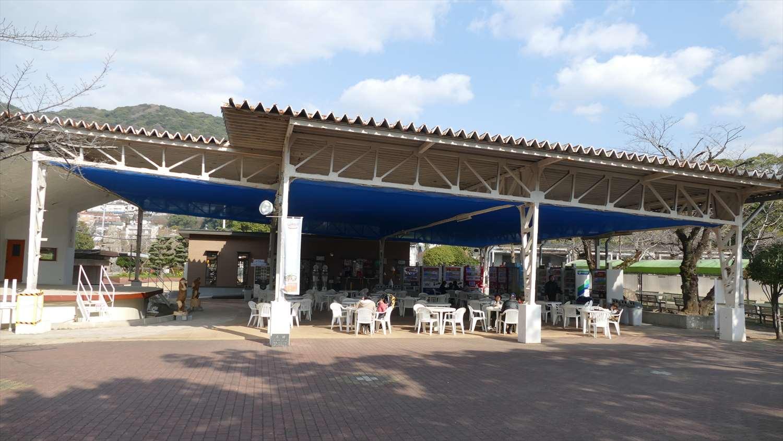 徳山動物園中央ステージ