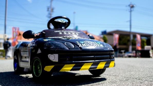 FirstSaturday in 周南で展示される車「μ-1.331」の正体とは?