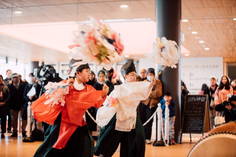 きさらぎ文化祭