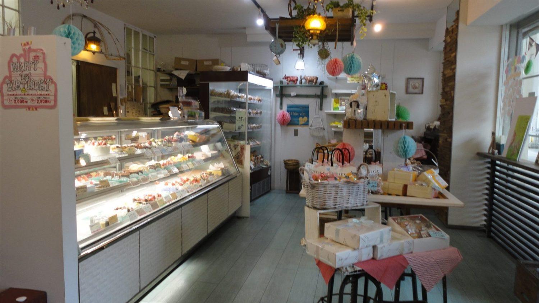 モントロー洋菓子店