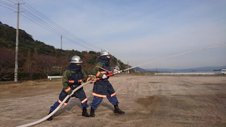 島の人々 -島の消防団-