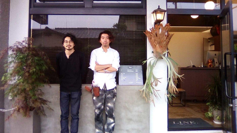 スタイリストの矢野さんと中村さん