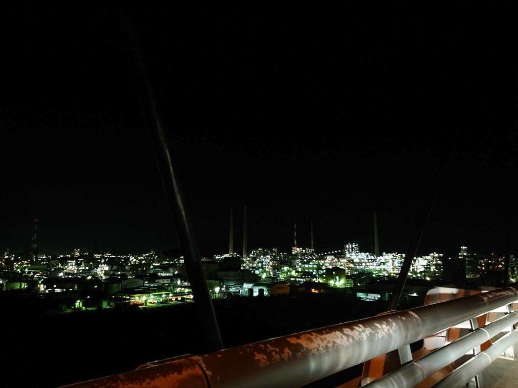 周南大橋夜景二枚目