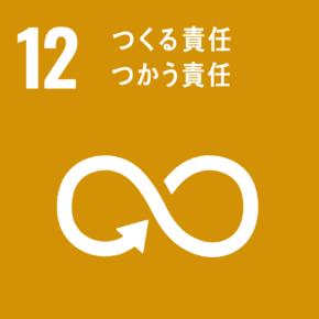 SDGs12 つくる責任つかう責任
