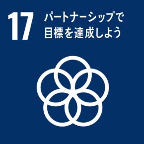 SDGs17 パートナーシップで目標を達成しよう