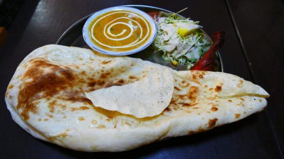 インド料理ガネーシュ